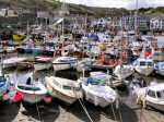 Mevagissey - the Inner Harbour