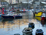 Mevagissey - at the end of the day