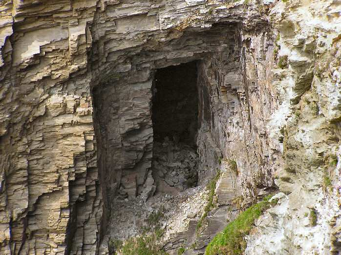 Cliff Face Quarrying