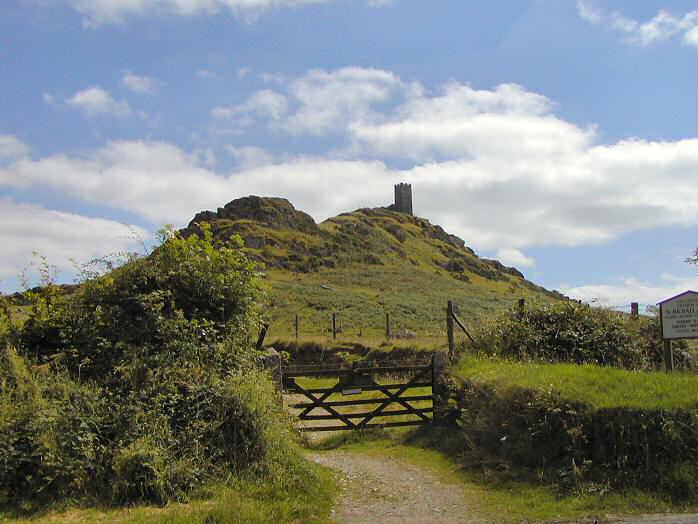 Brentor, West Devon