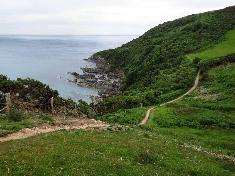 Hannafore to Talland Bay, Cornwall