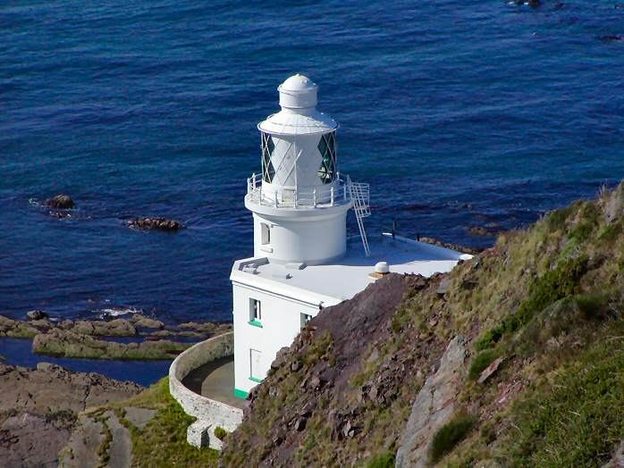 Hartland Point Lighthouse, North Devon