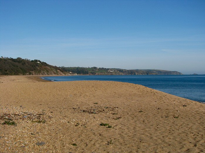 Slapton, Beach towards Strete